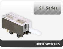Hook switches